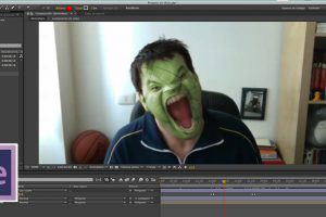 demonface adobe after effects