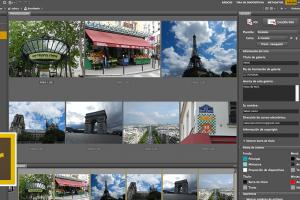 Galeria desde Adobe Bridge